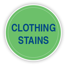 clothing stains