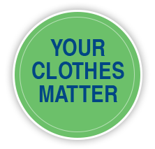 your clothes matter